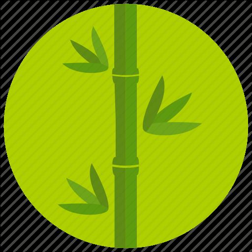 Bamboo, Beauty, Green, Plant, Spa, Wellness Icon