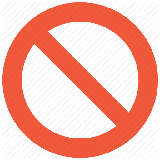 Ban, Disabled, Forbidden, No Entry, Prohibited, Restrict