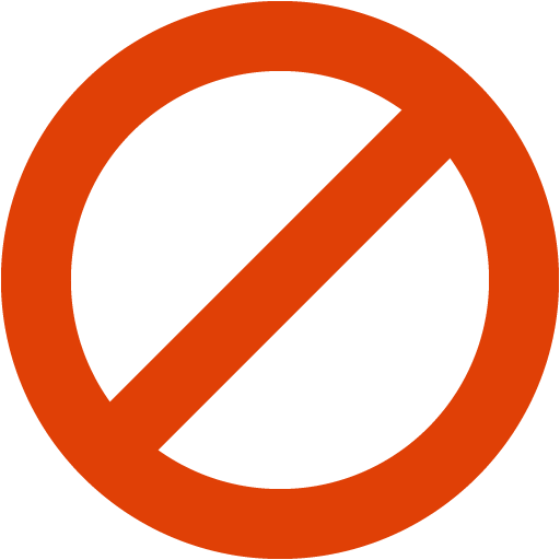 Soylent Red Ban Icon