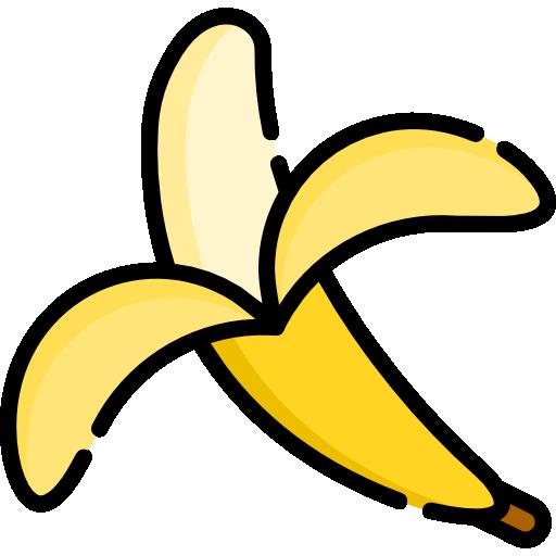 Banana Icon Food And Drink Freepik