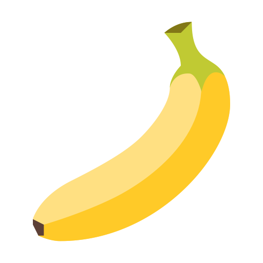 Banana Icon Png And Vector For Free Download