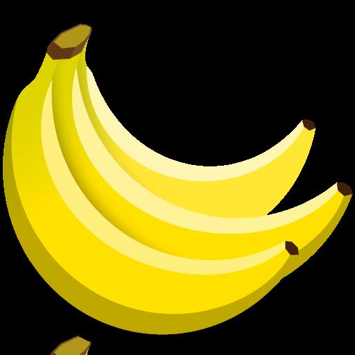 Bananas Icon Veggies Iconset Icon Icon