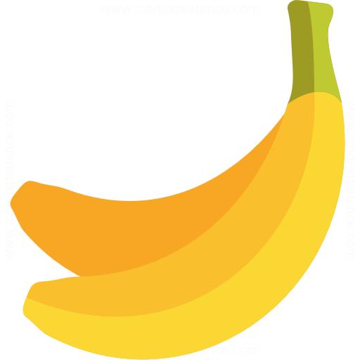 Iconexperience G Collection Banana Icon