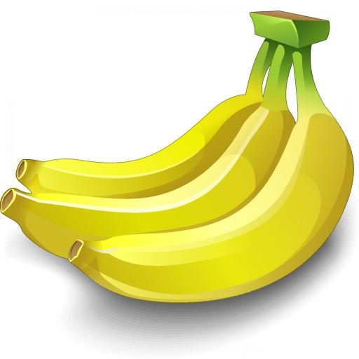 Iconexperience V Collection Banana Icon