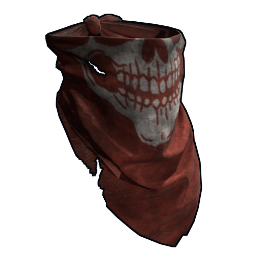Red Skull Bandana Rust Wiki Fandom Powered