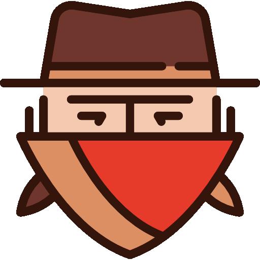 Bandit Icons Free Download