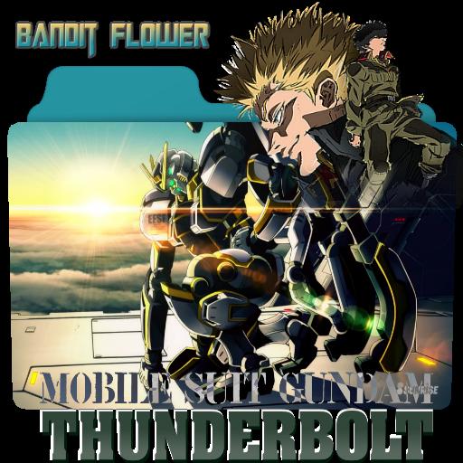 Mobile Suit Gundam Thunderbolt Bandit Flower Icon