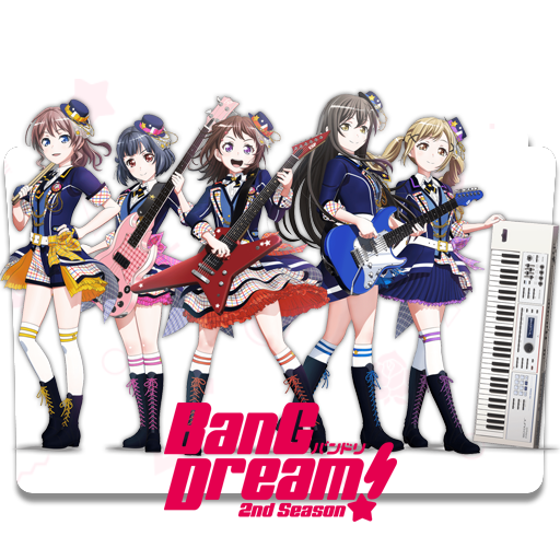 Bang Dream! Folder Icon