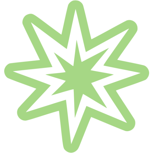 Guacamole Green Flash Bang Icon