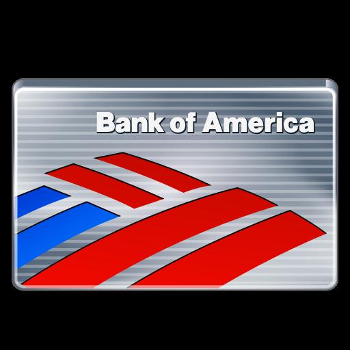 America, Bank, Bank Card, Credit, Credit Card, Of Icon