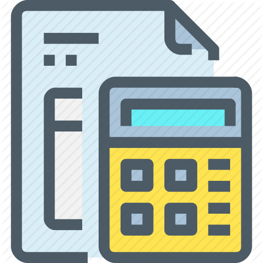 Account, Bank, Business, Document, File, Finance, Financial Icon