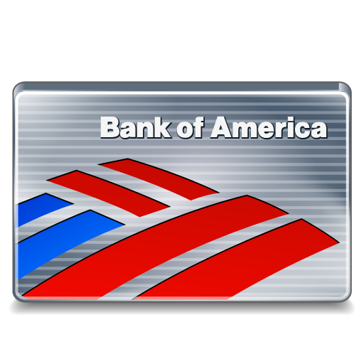 America, Bank, Card, Credit, Of Icon