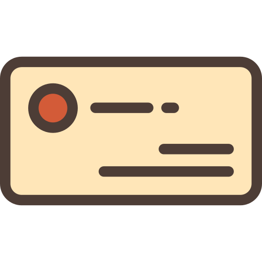 Business Card Bank Png Icon