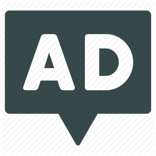 Ad, Ads, Advertisement, Advertising, Banner, Marketing, Promotion Icon