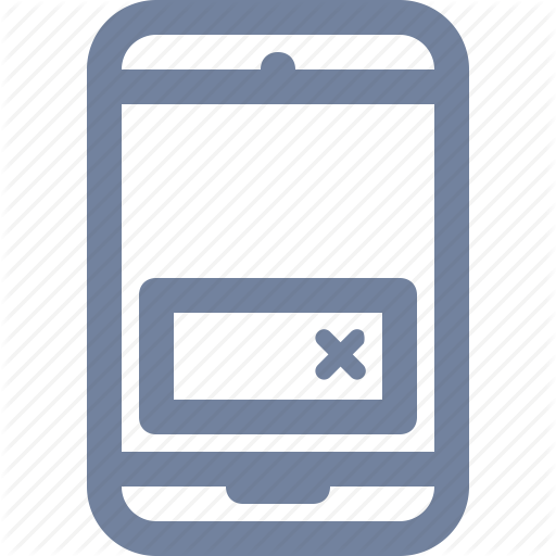Ad, Advert, Banner, Marketing, Mobile, Phone, Smartphone Icon
