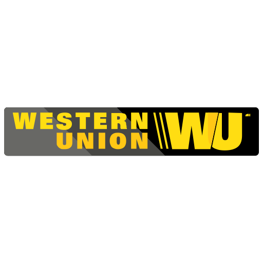 Western, Method, Finance, Banner, Payment, Union, Online Icon