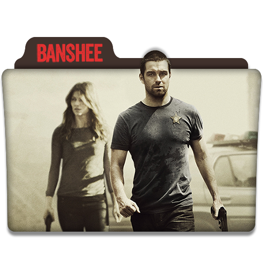 Banshee Tv Series Folder Icon