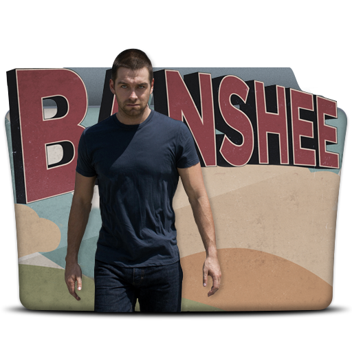 Banshee Icon Tv Series Folder Pack Iconset