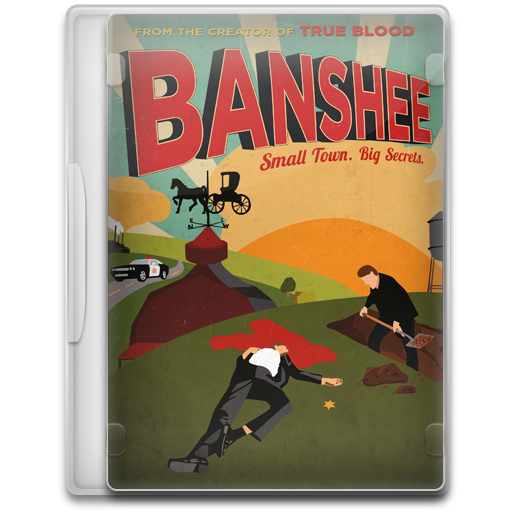 Banshee Icon Tv Show Mega Pack Iconset