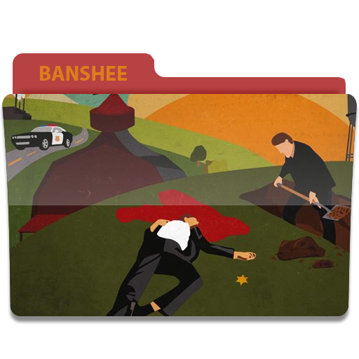 Banshee Tv Show Folder Icon