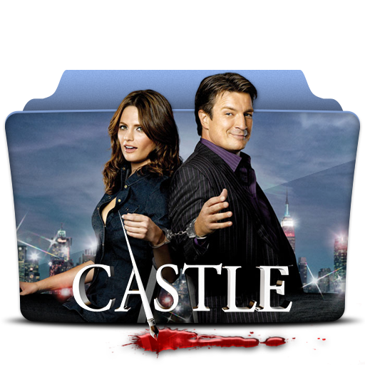 Castle Icon Tv Series Folder Pack Iconset