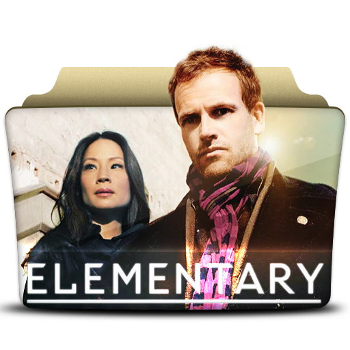 Elementary Icon Tv Series Folder Pack Iconset