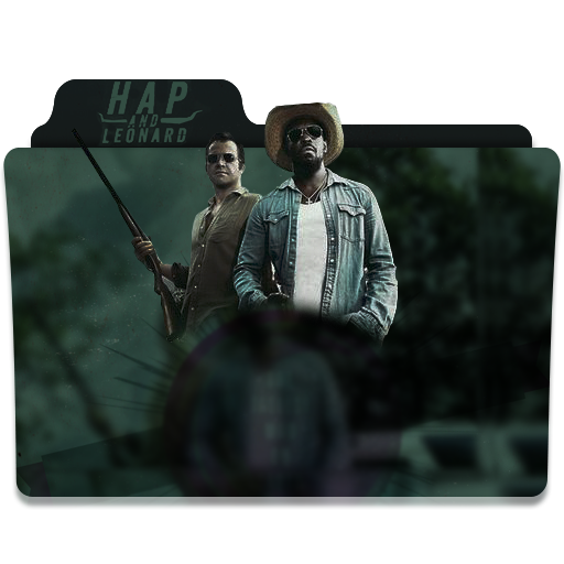Hap And Leonard Folder Icon