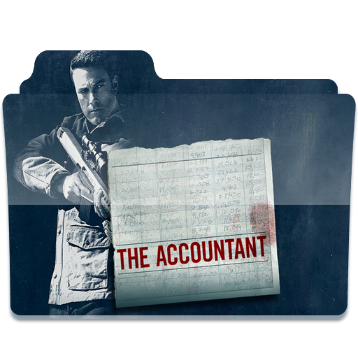 The Accountant Folder Icon