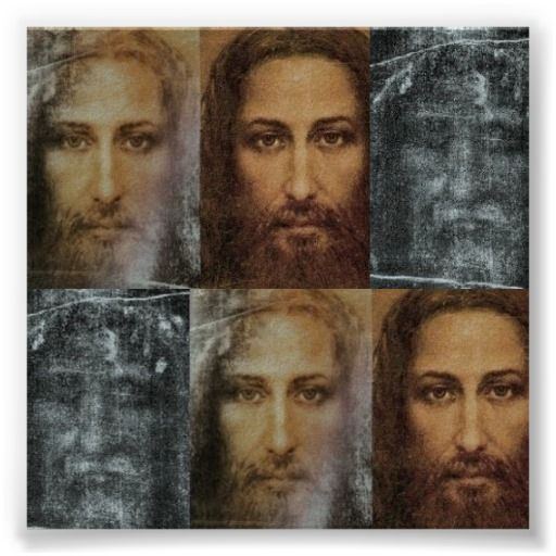 Is The Shroud Of Turin The Real Face Of Jesus Posters Things