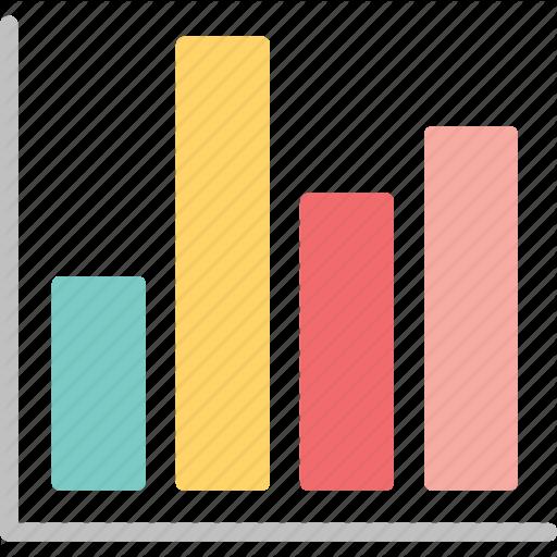 Banking, Bar Chart, Bar Graph, Chart, Commerce, Financial, Graph Icon