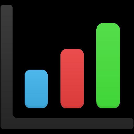 Bar, Chart Icon Free Of Flatastic Icons