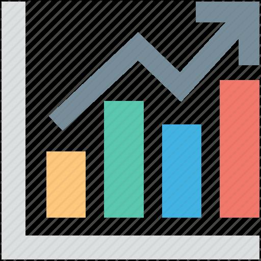 Bar Chart, Bar Graph, Business Growth, Graph, Growth Chart Icon