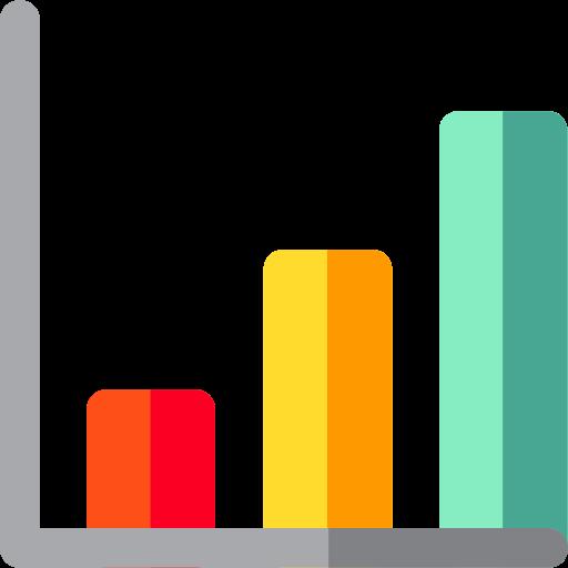 Bars Chart Bar Graph Png Icon