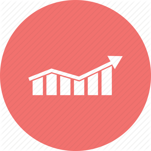 Bar, Bar Chart, Chart, Diagram, Growth Bar Icon