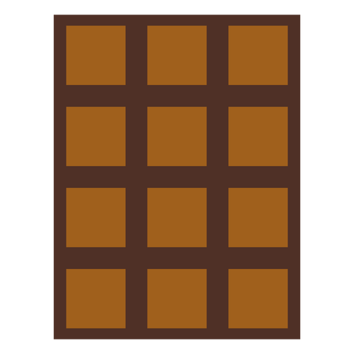 Chocolate Bar Icon Dessert Icon