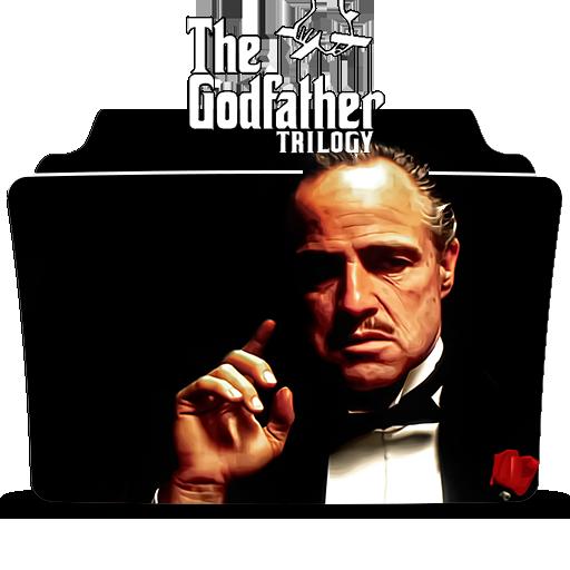 The Godfather Trilogy Icon Folder