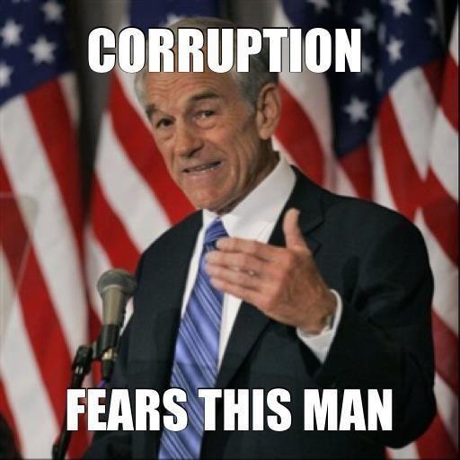 Ron Paul Fear Faces Ron Paul, Politics, Obama