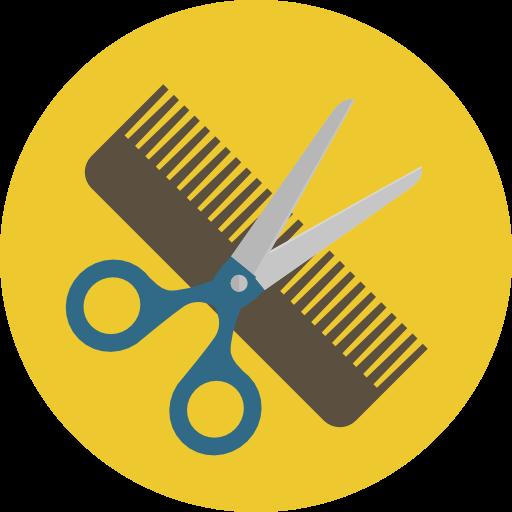 Comb, Hair, Barber, Tools And Utensils, Scissors, Miscellaneous