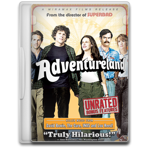 Adventureland Icon Movie Mega Pack Iconset