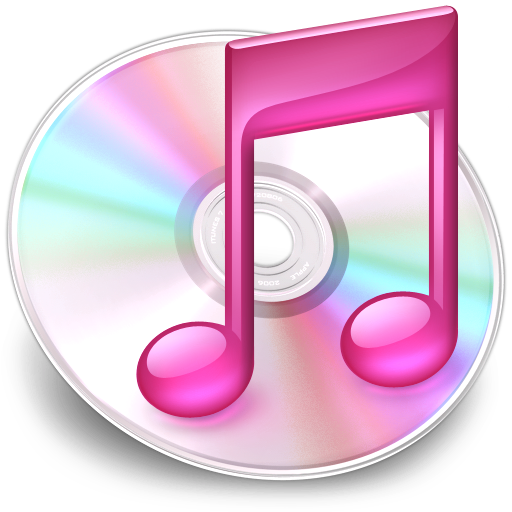 Itunes Roze Icon Free Download As Png And Icon Easy