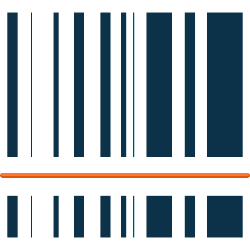 Price, Barcode, Products Icon