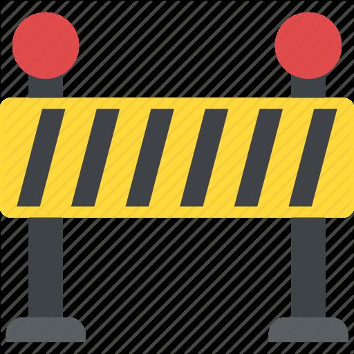 Barricade, Road Barrier, Road Blocking, Under Construction