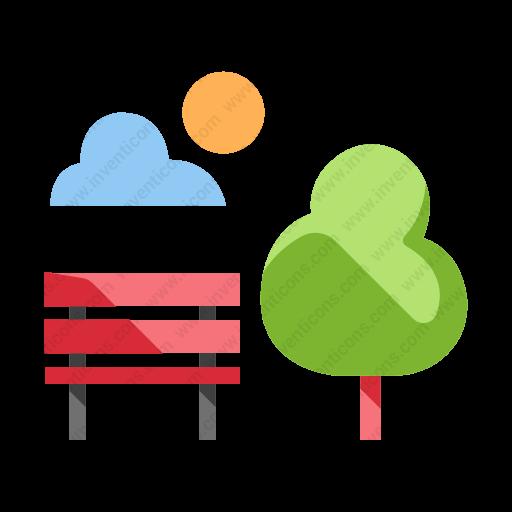 Download Public,park Icon Inventicons