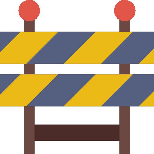 Barricade Icon