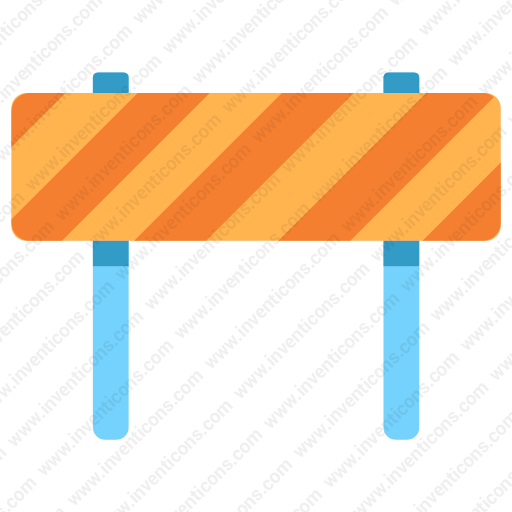 Download Traffic,barrier Icon Inventicons