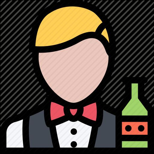 Alcohol, Bar, Bartender, Birthday, Holiday, Party Icon