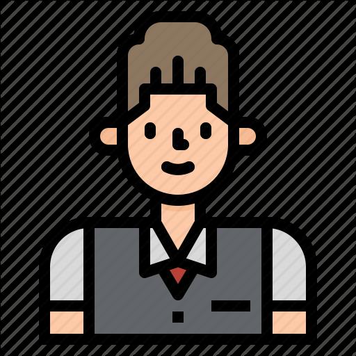 Avatar, Bartender, Groom, Man, People, Profile Icon