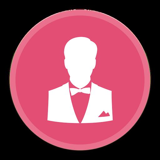 Bartender Icon Button Ui