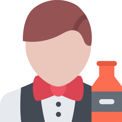 Bartender Png Icon
