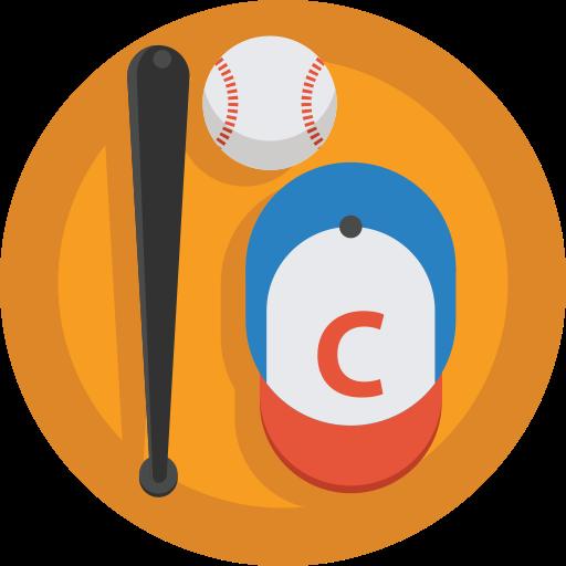 Tianjian, Baseball, Baseball Bat Icon With Png And Vector Format